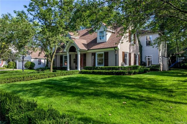 18500 Hillcrest Street, Beverly Hills Vlg, MI 48025 (#218100993) :: Keller Williams West Bloomfield