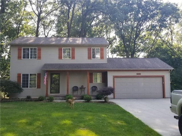 2925 Coventry Drive, Waterford Twp, MI 48329 (#218101140) :: RE/MAX Classic