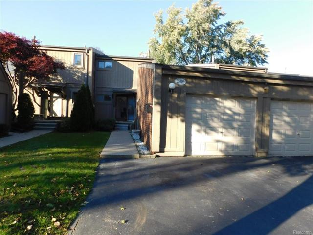 25100 Woodvale Dr S #5, Southfield, MI 48034 (#218101179) :: The Buckley Jolley Real Estate Team