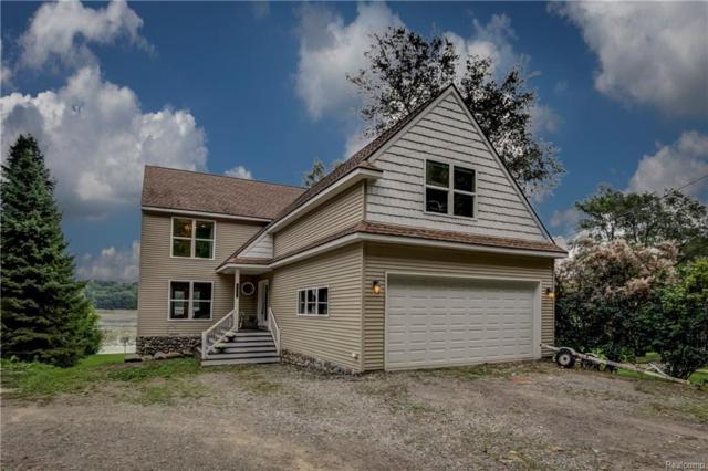 5421 Wayne Road, White Lake Twp, MI 48383 (#218101189) :: The Buckley Jolley Real Estate Team