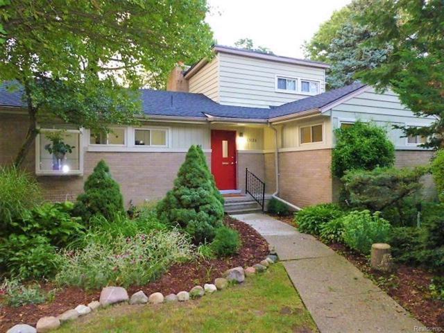 13128 Wales Avenue, Huntington Woods, MI 48070 (#218101204) :: Keller Williams West Bloomfield