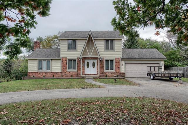 11885 Davisburg Road, Springfield Twp, MI 48350 (#218101235) :: The Buckley Jolley Real Estate Team