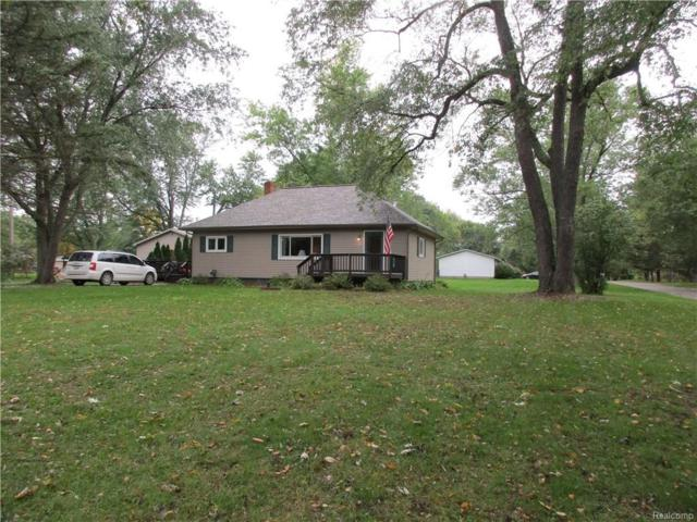 515 Fisher, Highland Twp, MI 48357 (#218101252) :: RE/MAX Classic