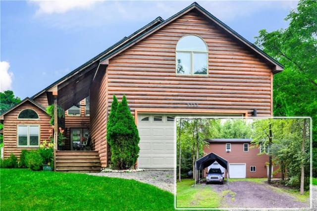 2722 Haley Road, White Lake Twp, MI 48383 (#218101270) :: RE/MAX Classic
