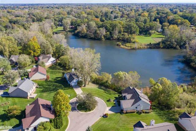 3320 Brownley Ct, Rochester Hills, MI 48309 (#58031362937) :: Duneske Real Estate Advisors