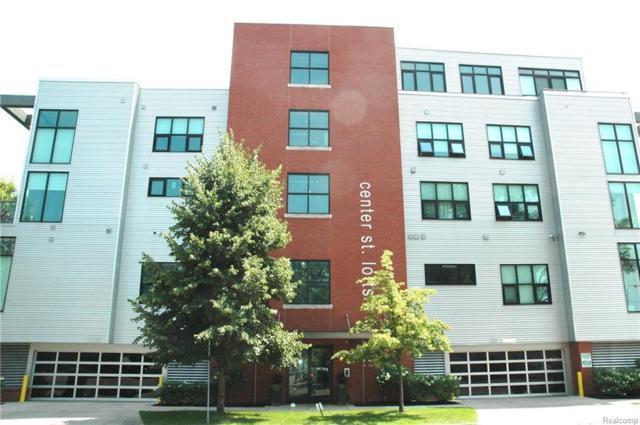 100 N Center Street #202, Royal Oak, MI 48067 (#218101309) :: Duneske Real Estate Advisors