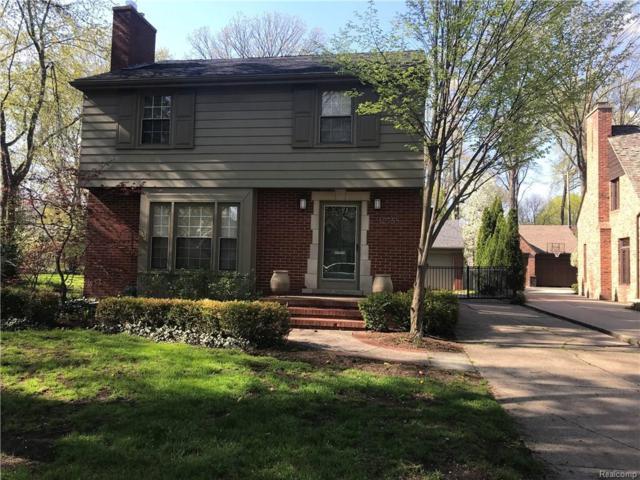 12758 Vernon Avenue, Huntington Woods, MI 48070 (#218101326) :: Keller Williams West Bloomfield
