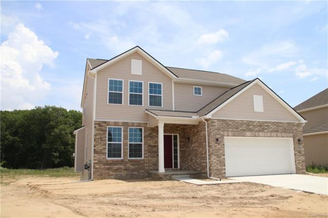 Lot A New Clintonville Road, Waterford Twp, MI 48329 (#218101369) :: RE/MAX Classic