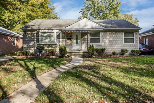 23450 Norwood Street, Oak Park, MI 48237 (#218101373) :: Duneske Real Estate Advisors