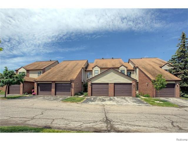 6705 Ridgefield Circle #202, West Bloomfield Twp, MI 48322 (#218101398) :: RE/MAX Classic