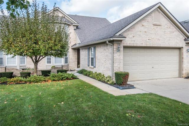 5405 Ivy Crt #41, Genoa Twp, MI 48843 (#218101405) :: Duneske Real Estate Advisors