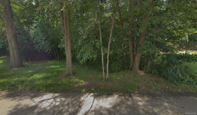 NA Maddox, West Bloomfield Twp, MI 48324 (#218101423) :: RE/MAX Nexus