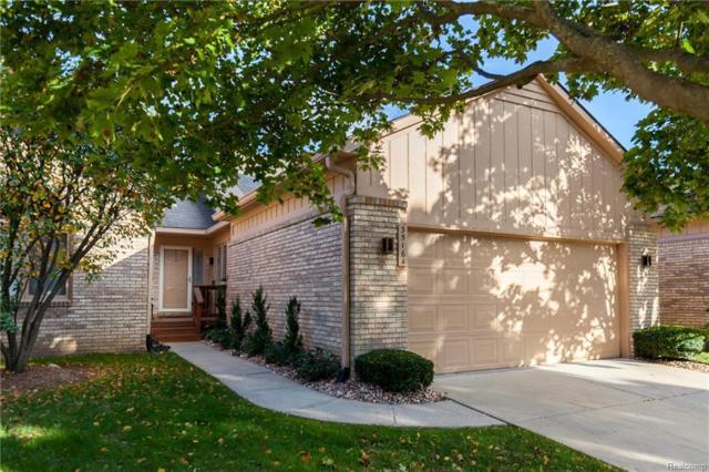35164 Knollwood Lane, Farmington Hills, MI 48335 (#218101433) :: Duneske Real Estate Advisors
