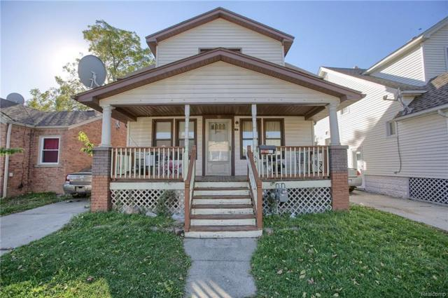 5411 Kenilworth Street, Dearborn, MI 48126 (#218101472) :: RE/MAX Nexus