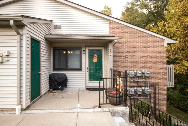 402 Spring Brooke Drive, Brighton, MI 48116 (#218101489) :: The Buckley Jolley Real Estate Team