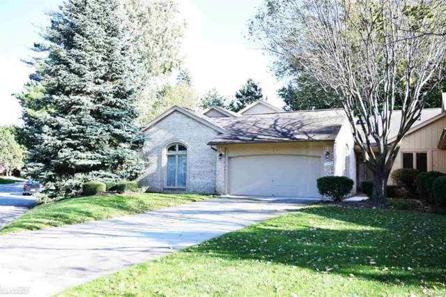 17753 E Kirkwood Drive, Clinton Twp, MI 48038 (#58031363022) :: Keller Williams West Bloomfield
