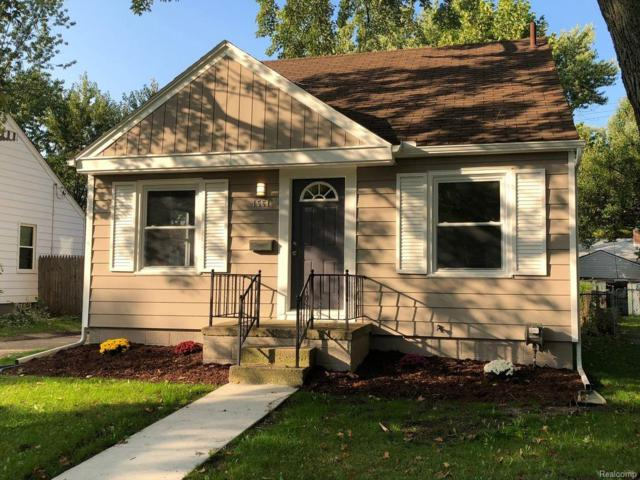 1561 Woodward Heights, Ferndale, MI 48220 (#218101599) :: RE/MAX Vision