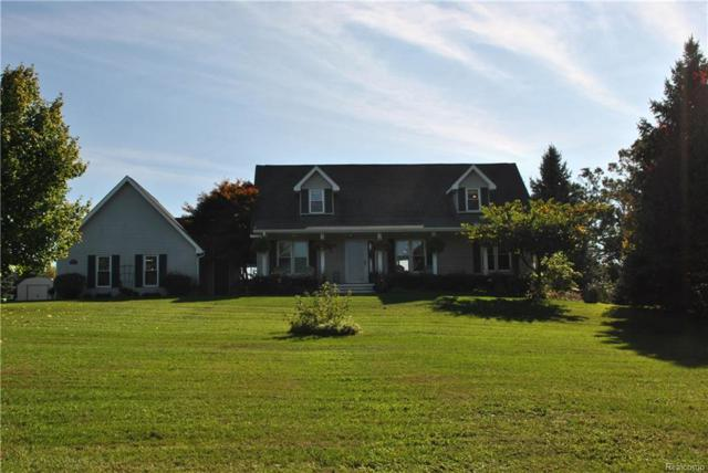 2813 High Meadows Drive, Marion Twp, MI 48843 (#218101688) :: The Buckley Jolley Real Estate Team