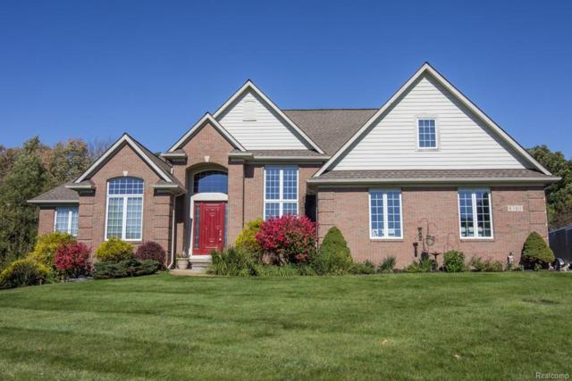 8380 Peaceful Valley, Springfield Twp, MI 48348 (#218101837) :: RE/MAX Classic