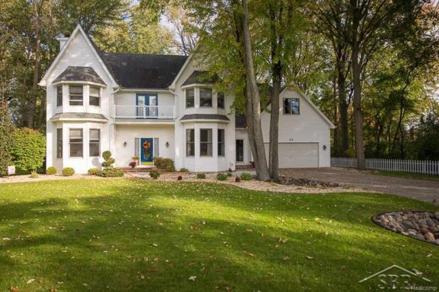 38 Slatestone Dr., Saginaw Twp, MI 48603 (#61031363088) :: Duneske Real Estate Advisors