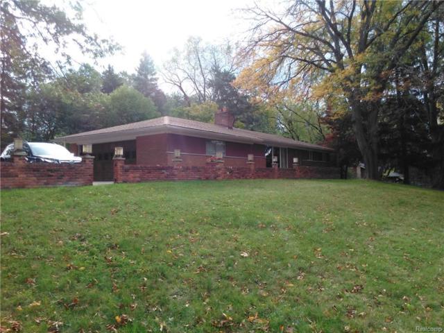 2665 Lahser Road, Bloomfield Twp, MI 48304 (#218101902) :: The Buckley Jolley Real Estate Team
