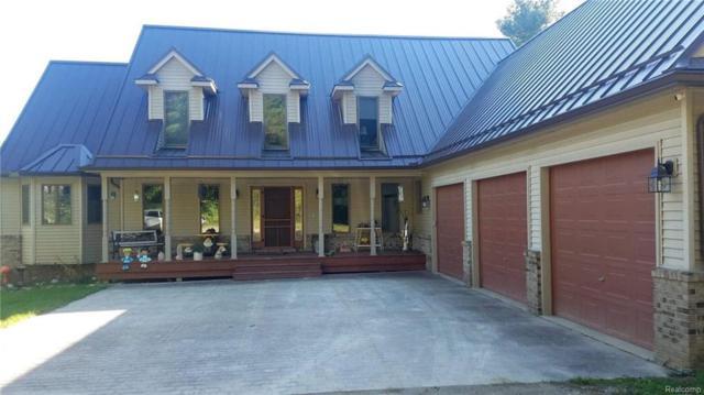 4689 Merrick Drive, Dryden Twp, MI 48428 (#218101923) :: The Buckley Jolley Real Estate Team