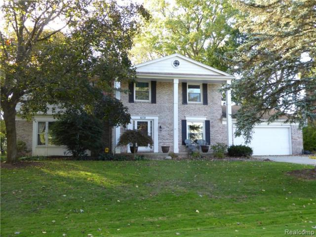 6574 Perham Drive, West Bloomfield Twp, MI 48322 (#218101954) :: RE/MAX Classic