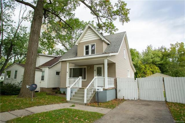 1217 E Madge Avenue, Hazel Park, MI 48030 (#218102003) :: RE/MAX Classic