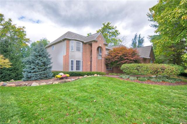 767 Aaron Drive, Highland Twp, MI 48356 (#218102105) :: RE/MAX Classic
