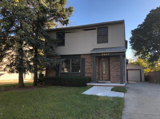 5947 S Mohawk Avenue, Ypsilanti Twp, MI 48197 (#543261056) :: The Buckley Jolley Real Estate Team