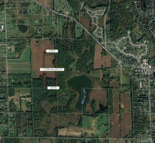 00 Silver Lake Road, Argentine Twp, MI 48451 (#218102196) :: The Buckley Jolley Real Estate Team