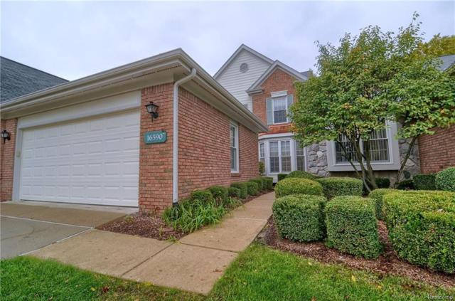 16590 Country Knoll Drive #63, Northville Twp, MI 48168 (#218102205) :: RE/MAX Classic