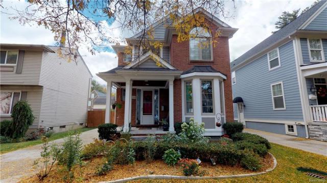 1248 Emmons Ave Avenue, Birmingham, MI 48009 (#218102215) :: RE/MAX Classic