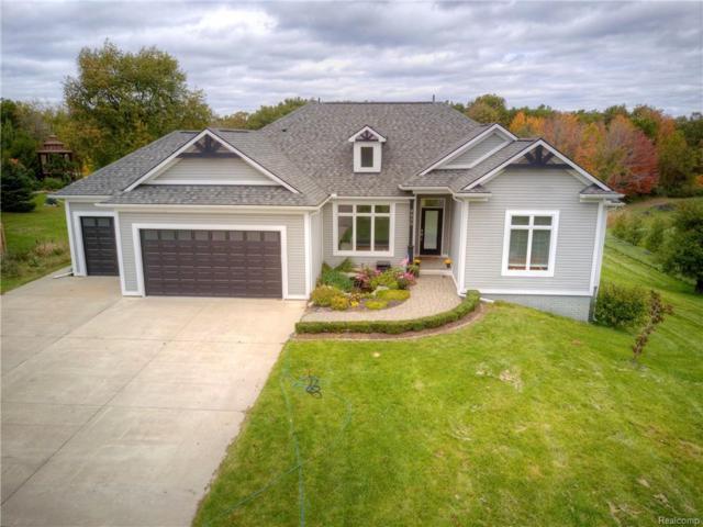 9830 Kier Road, Groveland Twp, MI 48442 (#218102258) :: Duneske Real Estate Advisors