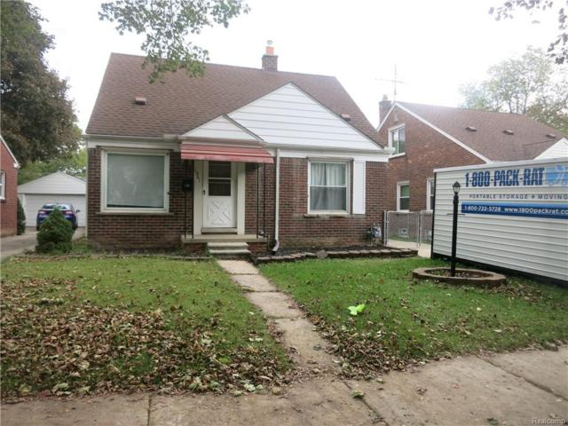 1941 Edgewood Street, Dearborn, MI 48124 (#218102410) :: RE/MAX Classic