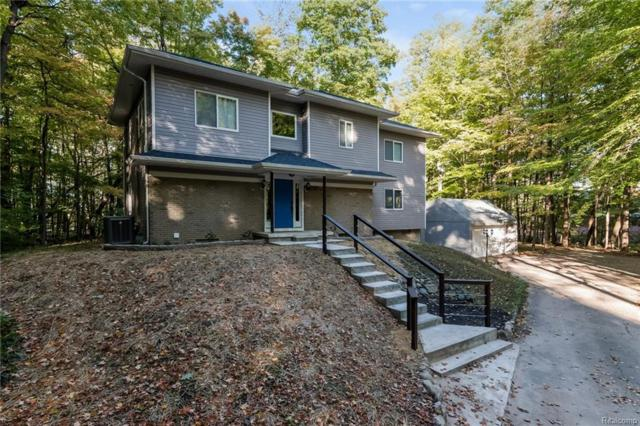 26722 Holly Hill Drive, Farmington Hills, MI 48334 (#218102448) :: The Buckley Jolley Real Estate Team