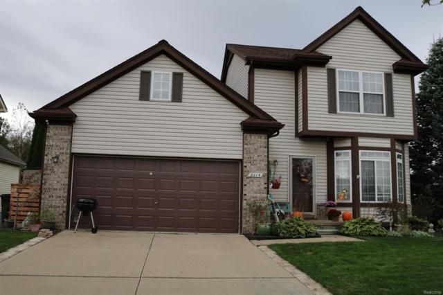 8114 Starling Court, Ypsilanti Twp, MI 48197 (#543261046) :: The Buckley Jolley Real Estate Team
