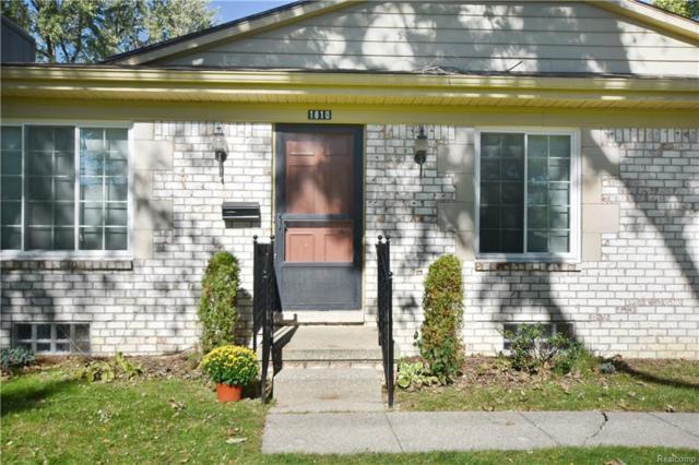 1810 Torquay Avenue, Royal Oak, MI 48073 (#218102493) :: Keller Williams West Bloomfield
