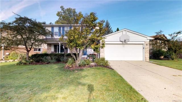1019 Terrell Court, Canton Twp, MI 48187 (#218102525) :: RE/MAX Classic