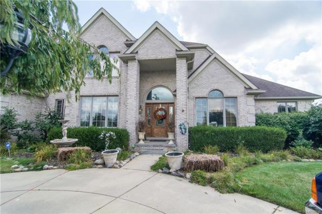 16672 Victoria Court, Northville Twp, MI 48168 (#218102538) :: RE/MAX Classic