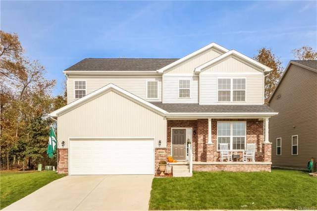 499 Crystal Wood Circle, Marion Twp, MI 48843 (#218102563) :: The Buckley Jolley Real Estate Team