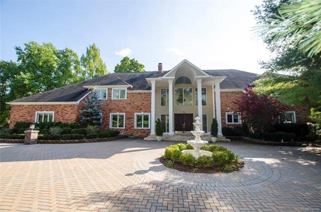 102 Endicott Road, Bloomfield Hills, MI 48304 (#218102571) :: RE/MAX Classic