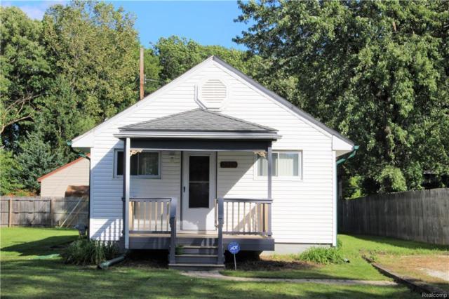 2519 Hartline Drive, Rochester Hills, MI 48309 (#218102572) :: The Buckley Jolley Real Estate Team