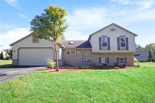 6000 Brendel Road, White Lake Twp, MI 48383 (#218102614) :: Duneske Real Estate Advisors