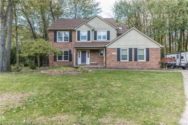 2596 Woodcreek Court, Canton Twp, MI 48188 (#218102653) :: RE/MAX Classic