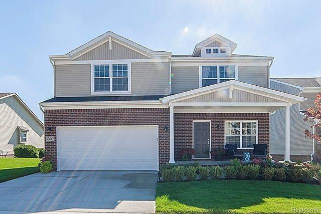 309 Wood Court, Marion Twp, MI 48843 (#218102704) :: The Mulvihill Group
