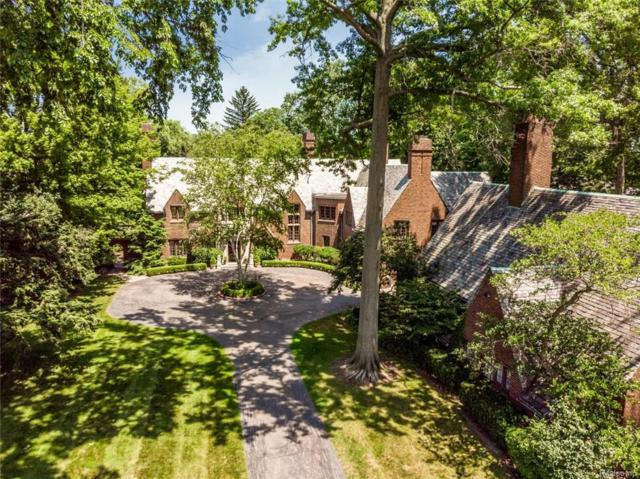 330 Provencal Road, Grosse Pointe Farms, MI 48236 (#218102712) :: RE/MAX Classic