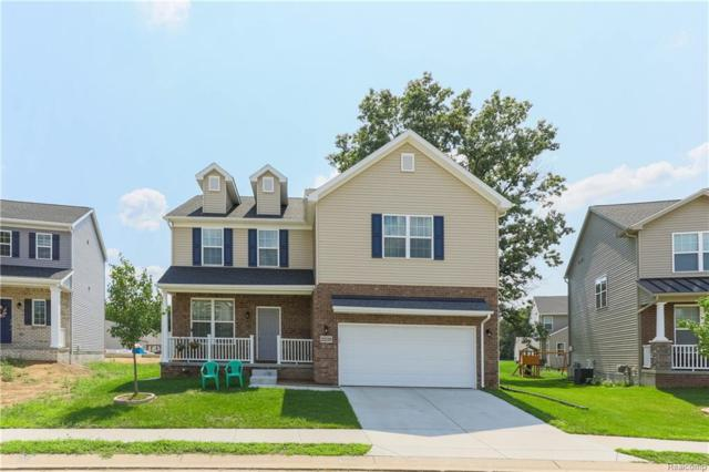219 Crystal Wood Circle, Marion Twp, MI 48843 (#218102726) :: The Mulvihill Group