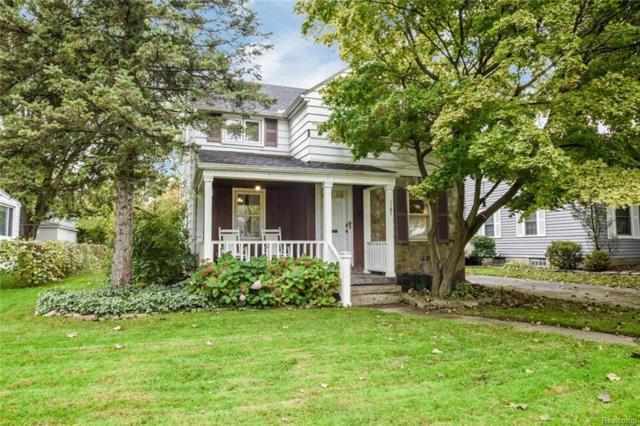 1107 Lawndale Drive, Royal Oak, MI 48067 (#218102728) :: Keller Williams West Bloomfield