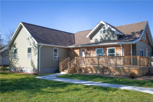 1445 Coutant Street, Flushing, MI 48433 (#218102808) :: RE/MAX Vision